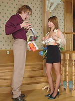 Alice&Mike great pantyhose duo