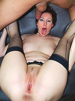 Redhead gets pounded