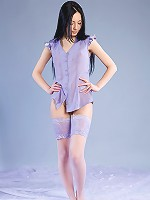 Lavender Nude