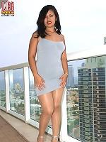 Lustrous Latina